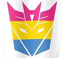 Decepticon Pride [Pansexuality] Poster