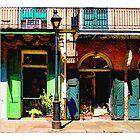 Bohemian Shops  by Sandra Russell