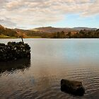 Rydal Water Morning by John Hare