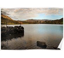 Rydal Water Morning Poster