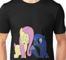 Fluttershy And Luna Unisex T-Shirt