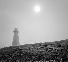 Cape Spear, Newfoundland, Canada by Steve Silverman