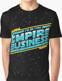 The Empire Business Graphic T-Shirt