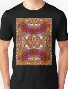 Pink Ninphea Unisex T-Shirt