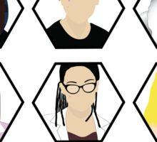 Project LEDA - Orphan Black Sticker