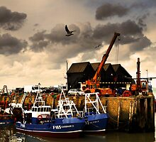 Harbour weather by JEZ22