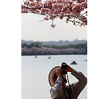 photographer. Photographic Print