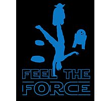 Feel The Force Photographic Print