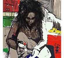 Basquiat Photographic Print