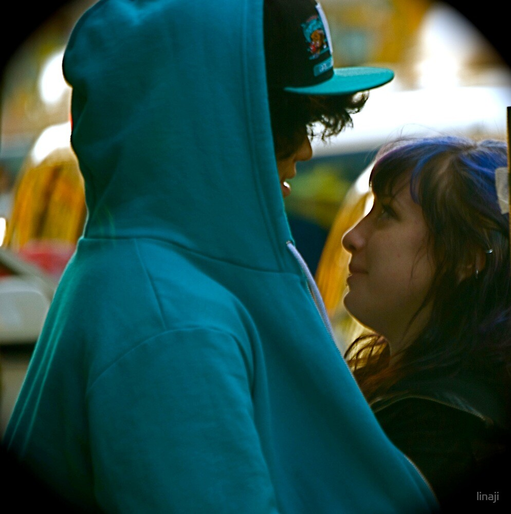 It's about LOVE in New  York City by linaji