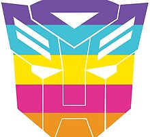 Autobot Pride [Non-Binary] by tralma