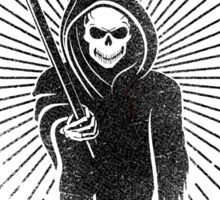 I Support Everyone's Troops (Political /Statement) - Grim Reaper  Sticker