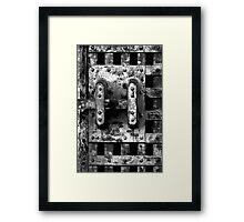 Strong Hold ~2 Framed Print