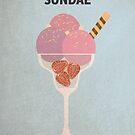 Strawberry Sundae by David Wildish