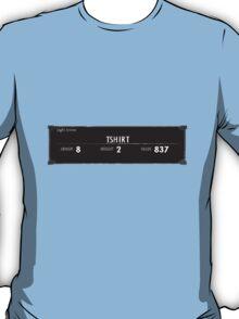 Skyrim T-Shirt T-Shirt