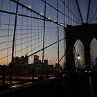 Brooklyn Bridge at Twilight, NYC by avresa
