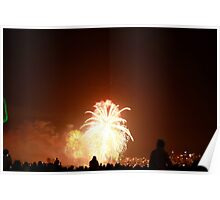 nye firework sydney Poster