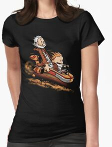 A Less Civilized Age Womens Fitted T-Shirt
