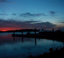 Sunset Somewhere  by chhatt