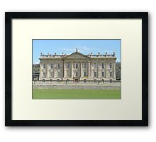 The Cavendish Family Home Framed Print