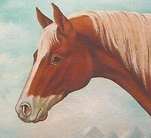 Pinto Pony by Vivian Eagleson