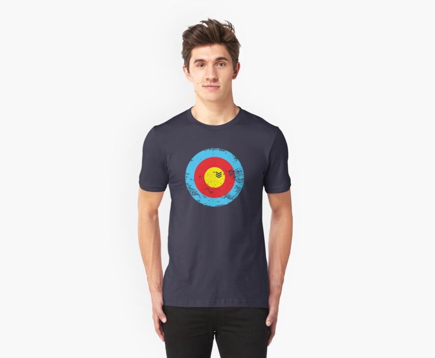 Vintage Target by modernistdesign