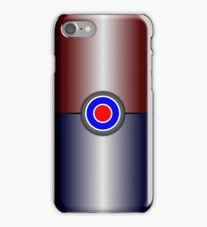 Air force tec 05 iPhone Case/Skin