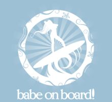 babe on board! by godgeeki