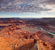 Dead Horse Point Sunset, Utah by Martin Lawrence