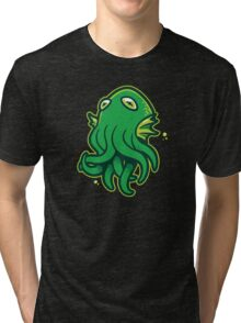 Call of Kerthulhu Tri-blend T-Shirt