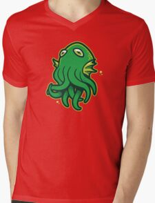 Call of Kerthulhu Mens V-Neck T-Shirt