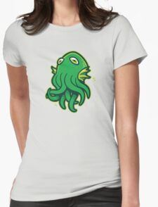 Call of Kerthulhu Womens Fitted T-Shirt