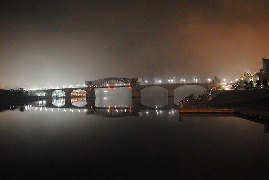 Market Street Bridge by Tim Hall