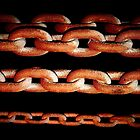 Rusting Chains by John Dunbar
