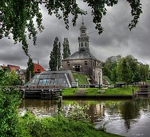 Holland..The City of Leiden .. an endless photo-source.. by John44