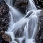 Spring Waterfall by photosbyflood