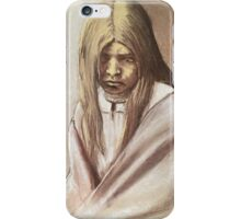 Lonesome child  iPhone Case/Skin