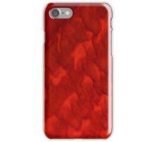 Seeing red iPhone Case/Skin