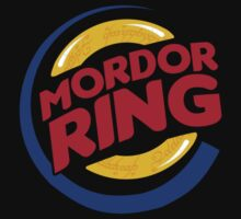 Mordor Ring by karlangas