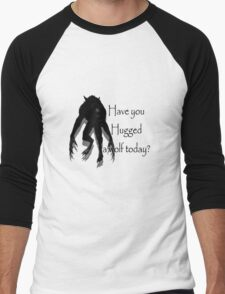 Have You Hugged a Wolf Men's Baseball ¾ T-Shirt