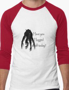 Have You Hugged a Wolf Men's Baseball ¾ T-Shirt