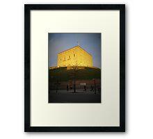 Norwich Castle Museum, England Framed Print