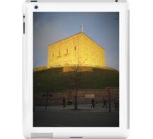 Norwich Castle Museum, England iPad Case/Skin