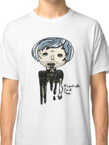 just a flu Classic T-Shirt