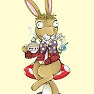 The March Hare by MissCake