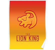 The Lion King Minimalism Poster