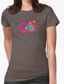Archaeologist Don't Dig Dinosaurs Womens Fitted T-Shirt