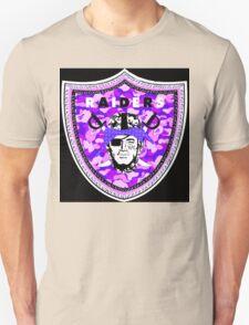 Raiders Black Unisex T-Shirt