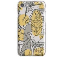 It's Nice To Be Home iPhone Case/Skin