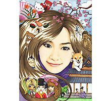 Japanese Culture Photographic Print